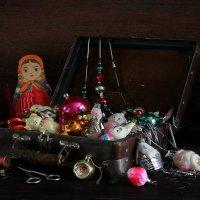 У всех есть дома свой семейный клад! :: Наталья Казанцева
