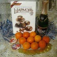 С Новым годом!Счастья и добра! :: Елена Семигина