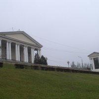 Город в январе :: Alexander Varykhanov