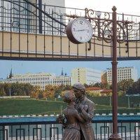 Встреча :: Леонид Никитин