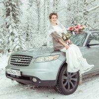 Зимняя свадьба :: Наталья