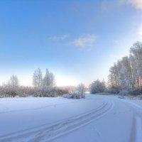 Зимние дороги :: vladimir Bormotov