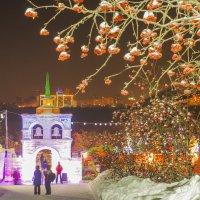 Новый год :: Михаил Измайлов