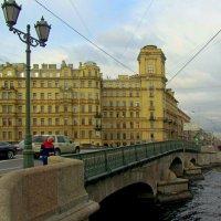 Измайловский мост :: Сергей Карачин