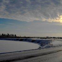Морозный день :: Вера Андреева