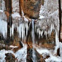 Чегемский водопад. :: Александр Яценко