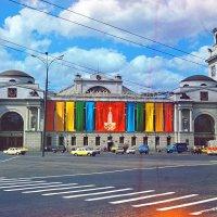 Июль 1980 года :: Игорь Смолин