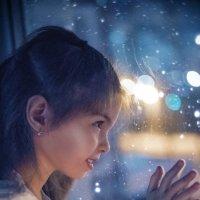 Зимняя ночь :: Ануш Хоцанян
