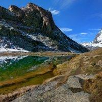 когда осень в горах слишком много всего :: Elena Wymann