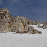 ЧИМГАН, h-3300м, с вершины. :: Виктор Осипчук