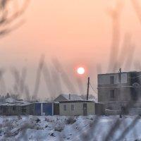 Дыхание зимы :: юрий Амосов