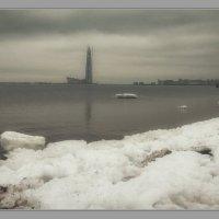 Стальной горою башня из тумана вырастает.. )) :: tipchik