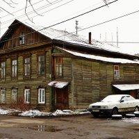 Старые дворы . :: Святец Вячеслав