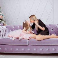 Мои новогодние принцессы :: Кристина Беляева