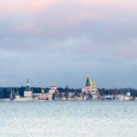 Валдай. Иверский монастырь. :: Вячеслав Печенин