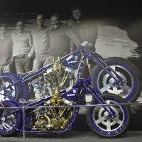 Мотоцикл TheMachine :: Светлана З