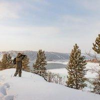 Зимние путешествия :: Роман Кондрашин