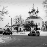 Преображенская церковь :: Павел Галактионов