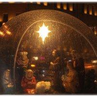 Луч рождественской звезды пусть хранит вас от беды! :: Tatiana Markova