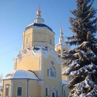 Счастливого Рождества!! :: Галина Филоросс