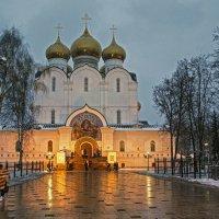 Дорога к храму :: Сергей Израилев