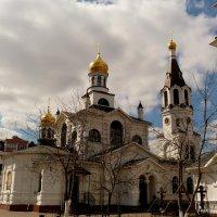 Свято-Никольский храм Гомеля :: Александр Прокудин