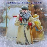 С новым годом, Друзья! :: М. Дерксен Derksen