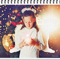 Со Светлым  Рождеством Христовым :: Лидия (naum.lidiya)