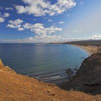 Сарайский залив :: Анатолий Иргл