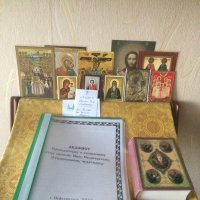 На молитве преподобному :: Евгений Пикаревский