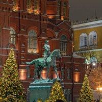 Новогодняя Москва . :: Yuri Chudnovetz