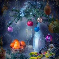 новогоднерождественский.... :: Виктория Колпакова