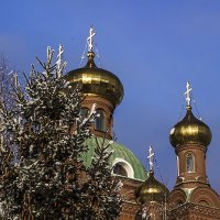Золотые купола ... :: Олег Кондрашов