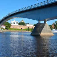 Прогулки по Великому Новгороду 4 :: Константин Жирнов