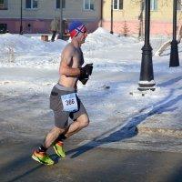 На  бегу  мороз  не  страшен :: Геннадий Супрун