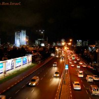 По дороге в Тель Авив :: Aleks Ben Israel