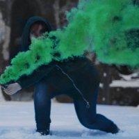 Волшебство дыма :: Виктория Переплетенко