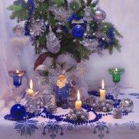 В светлый праздник Рождества... :: Валентина Колова