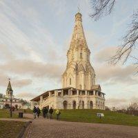 церковь Вознесения Господня :: cfysx