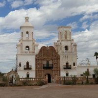 Церковь св. Франциска Ксаверия (Аризона, США) :: Юрий Поляков