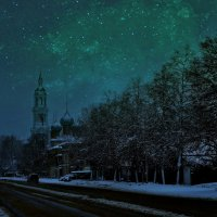 Ночь... :: Святец Вячеслав