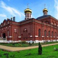Рязань.Казанский собор одноимённого монастыря. :: Лесо-Вед (Баранов)