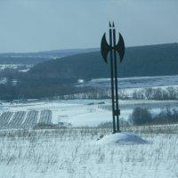 Тульская область, ясногорский район, рядом с деревней Богословское. :: Михаил Михеев