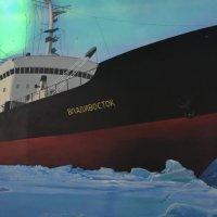 Ледокол в Океанариуме :: Евгений Меринов