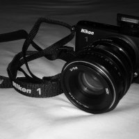 Апгрейд Nikon1 S1 :: Евгений Меринов