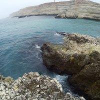 Пляж под 35 батарее :: Giant Tao /