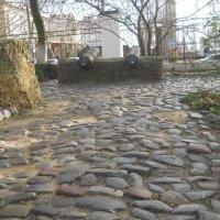 Эти камни мостовой  помнят былое... :: Галина