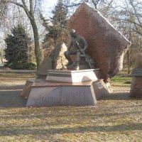 Памятник афганцам в парке Славы :: Галина