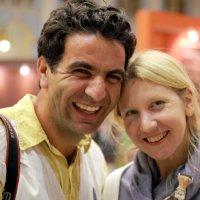 счастливые гости столицы :: Олег Лукьянов