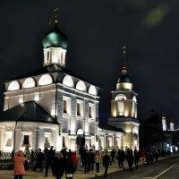 Церковь Максима Исповедника в Зарядье :: Анатолий Колосов
